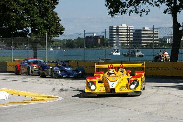 Porsche führt die Wertung an. - Foto: Porsche