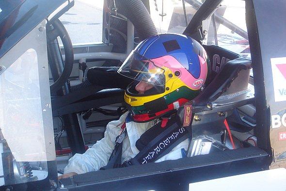 Villeneuve hat immer mehr Spaß an seiner neuen Arbeit. - Foto: Bill Davis Racing