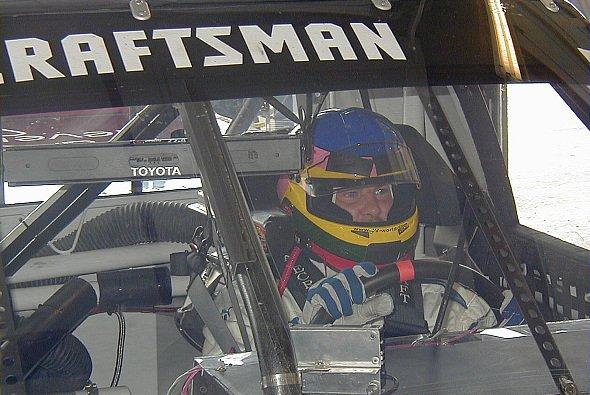 Villeneuve schied vorzeitig aus. - Foto: Bill Davis Racing