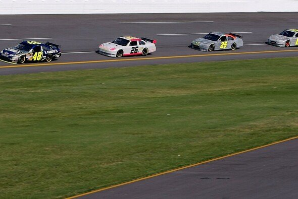 NASCAR Test in Talladega - Foto: Chris Graythen/Getty Images for NASCAR
