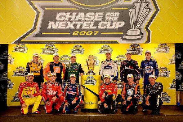 Das Dutzend für den Chase. - Foto: Rusty Jarrett/Getty Images for NASCAR