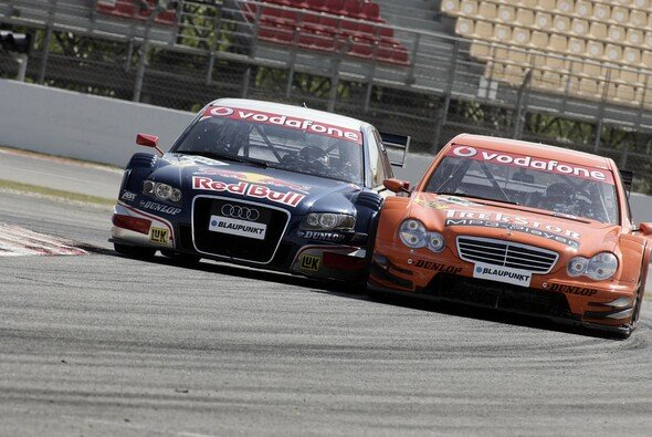 Ekström und La Rosa sorgten für Diskussion. - Foto: Audi