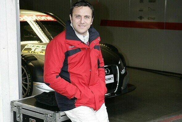 Christian Abt sitzt jetzt im Porsche.