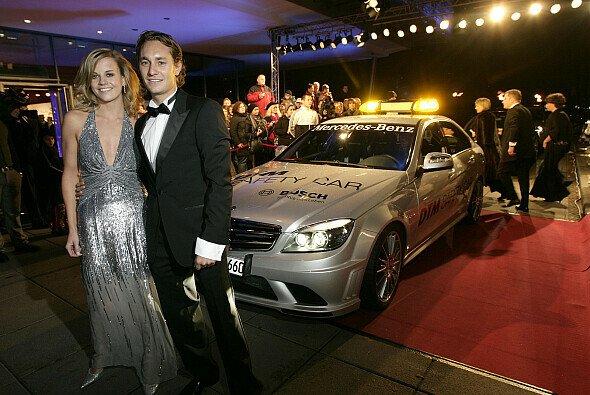 Die DTM-Fahrer hatten einen spektakulären Auftritt.