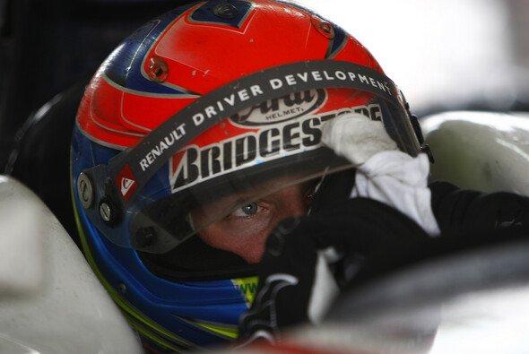 Elf Punkt Vorsprung und ganz gelassen: Romain Grosjean