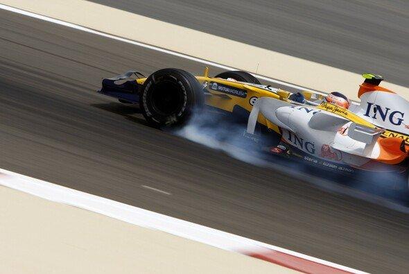 Nelson Piquet Jr. hat schon einiges gelernt - Foto: RenaultF1