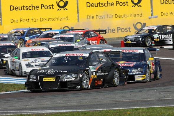 Von Beginn an lief für Tim Scheider alles nach Plan. - Foto: Audi