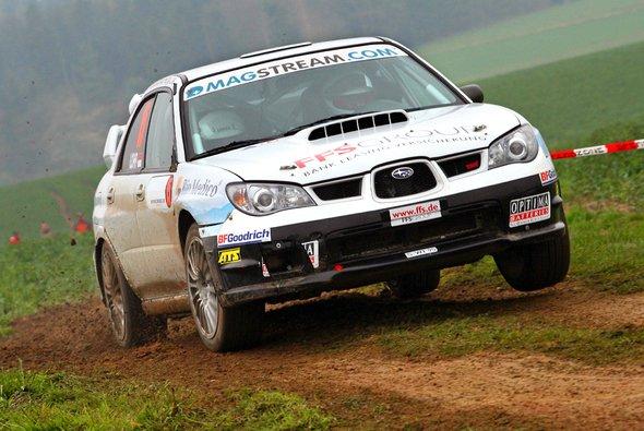 Auf gehts zur nächsten Rallye. - Foto: SMF