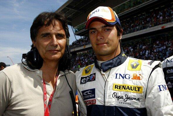 Immer für eine Kontroverse gut: Die Piquets zu Nelsinhos F1-Zeiten