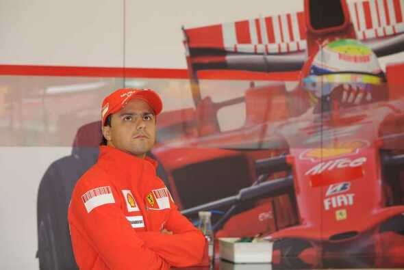 Felipe Massa fühlt sich in Istanbul wohl