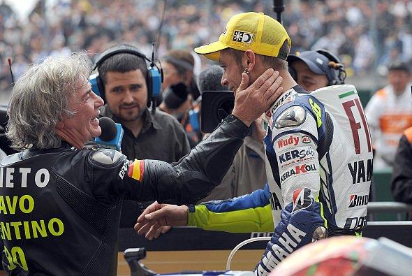 Angel Nietos Zustand hat sich wieder verschlechtert - Foto: Fiat Yamaha