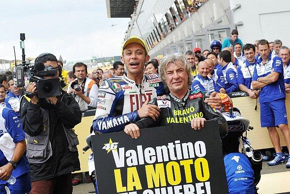 Angel Nieto liegt mit 90 GP-Siegen hinter Valentino Rossi auf Rang drei der Bestenliste - Foto: Fiat Yamaha
