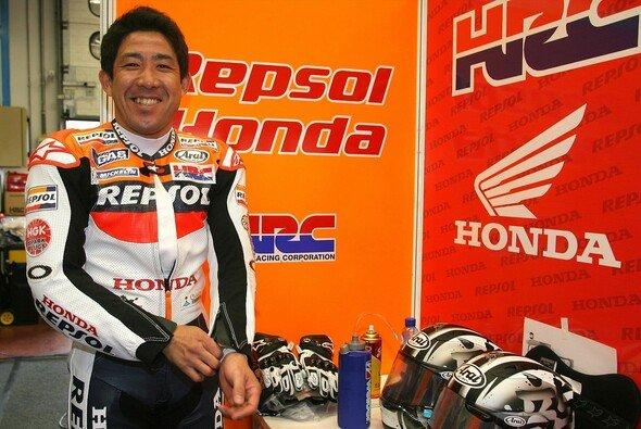 Tadayuki Okada will seine Erfahrung weitergeben