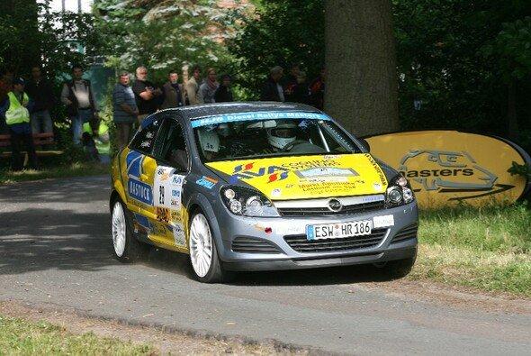 Becker siegte am Stemweder Berg. - Foto: ADAC