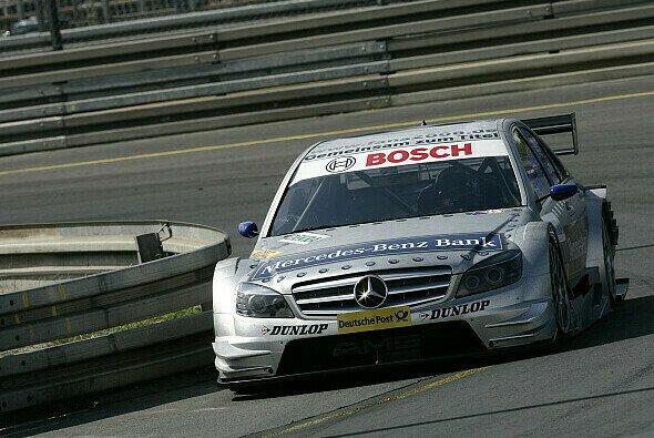 Bruno Spengler schlug in letzter Sekunde zu - Foto: DTM