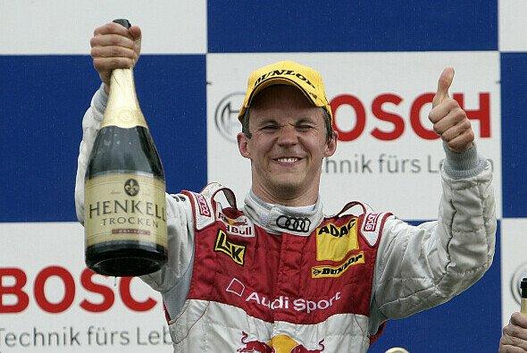 Mattias Ekström siegte souverän.