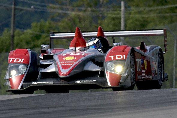 Audi steht auf der Pole. - Foto: Audi