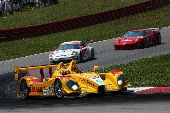 Porsche musste sich hinten anstellen. - Foto: Porsche