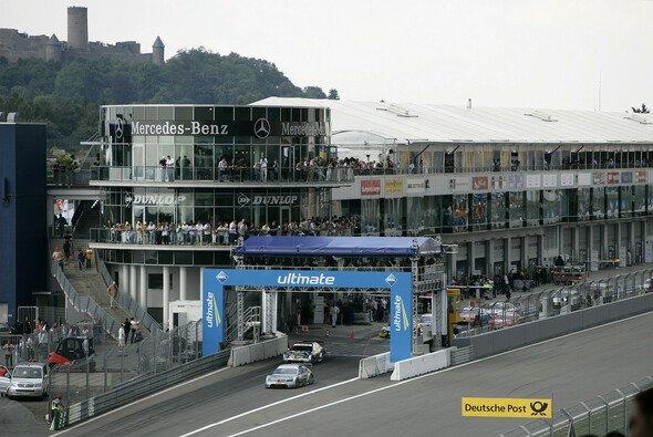Der ADAC darf um den Nürburgring vorerst nicht mitbieten