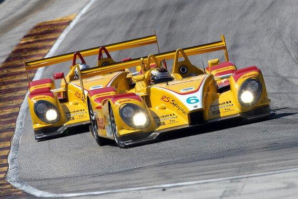 Porsche dominiert die kleine LMP2-Klasse - Foto: Porsche