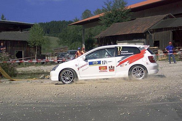 Ein echter Rallye-Freak - Foto: Pressefoto