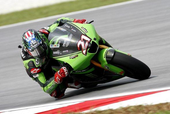 2008 gab es letztmals ein Kawasaki-Werksteam in der MotoGP - Foto: Kawasaki