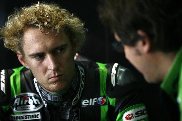 Anthony West bestritt 46 Rennen in der Königsklasse - Foto: Kawasaki