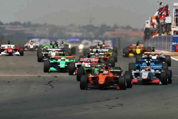 Das Finale findet in Mexiko statt - Foto: A1GP