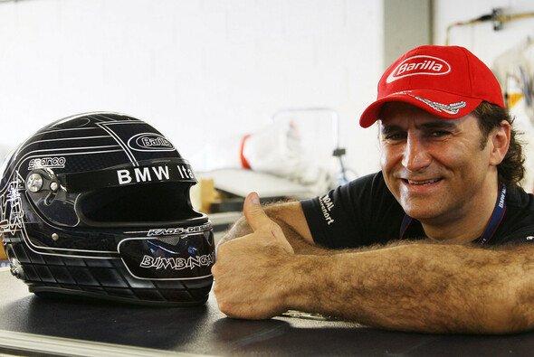 Alex Zanardi lebt für den Motorsport - Foto: BMW
