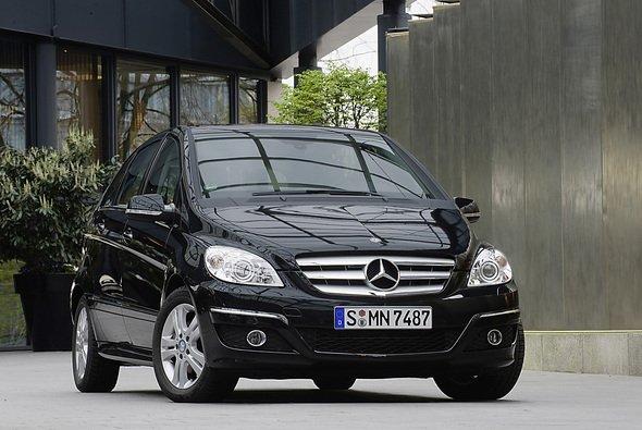 Mercedes-Benz mit starkem Zuwachs im November