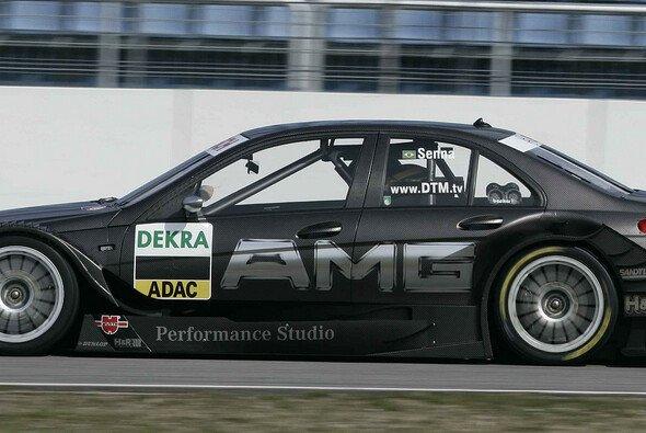 Bruno Senna fuhr den Mercedes von Paul di Resta - Foto: Mercedes