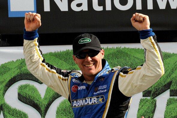 Doppelsieg: Kevin Harvick gewinnt im eigenen Team - Foto: NASCAR