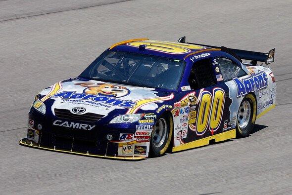 Die zweite Pole für David Reutimann - Foto: NASCAR