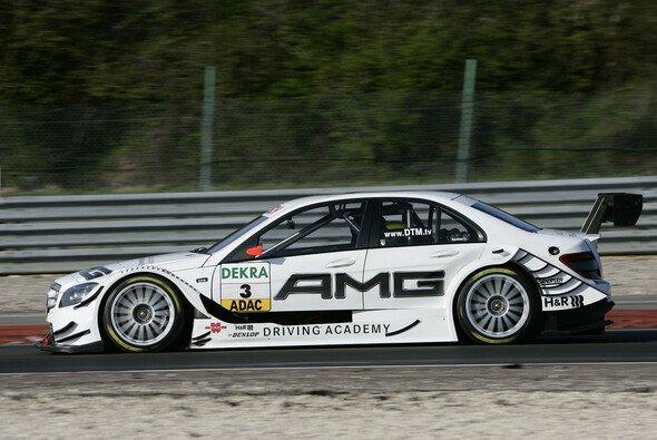 Ralf Schumacher stand schon lange als Fahrer fest.