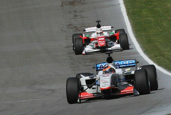 Auch die Schweiz ist wieder mit dabei - Foto: A1GP
