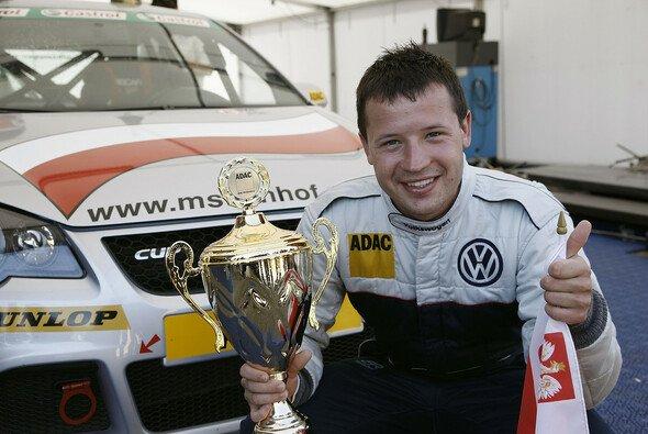 Steinhof holte sich erneut den größten Pokal - Foto: Volkswagen