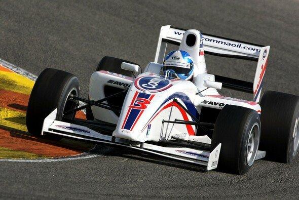 Guter Saisonabschluss für Jolyon Palmer. - Foto: Formula Two