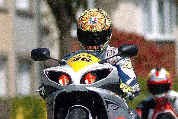 Valentino Rossi hat viel Respekt vor der Isle of Man
