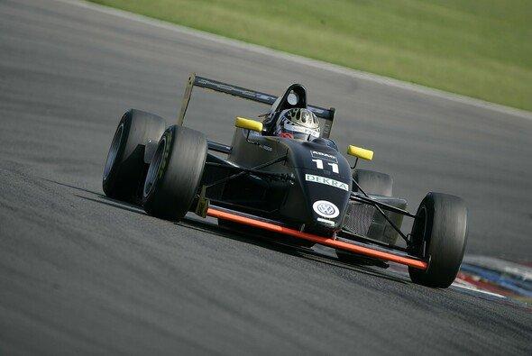 Kevin Friesacher gewann das zweite Qualifying - Foto: Formel Masters