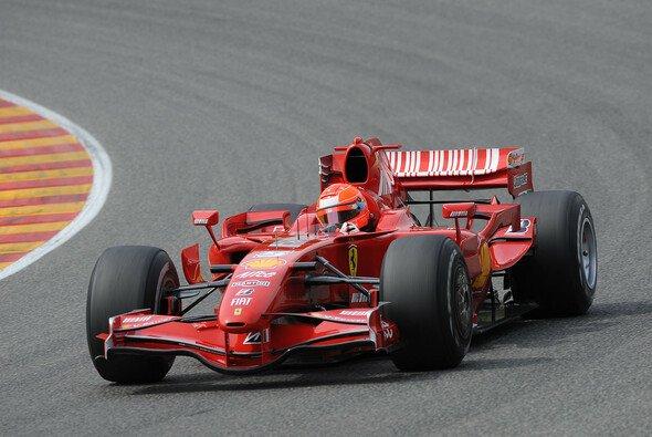 Die Fahrt in einem F1-Auto lässt sich laut Dr. Peil nicht nachstellen - Foto: Ferrari