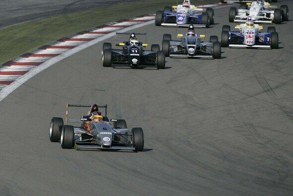 Daniel Abt war der große Sieger des Wochenendes - Foto: Formel Masters
