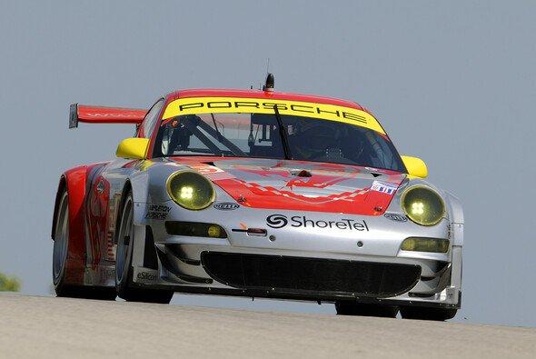 Konzentration auf den Saisonstart. - Foto: Porsche