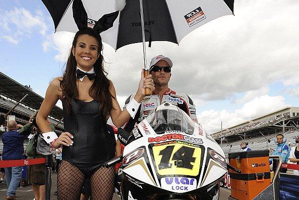 Randy de Puniet fährt weiter für LCR Honda. - Foto: Milagro