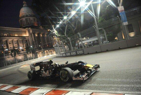 Sebastian Vettel hat den Sieg im Sinn.