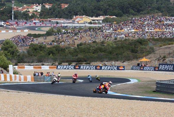 Estoril könnte ein Comeback im MotoGP-Kalender feiern - Foto: Ronny Lekl