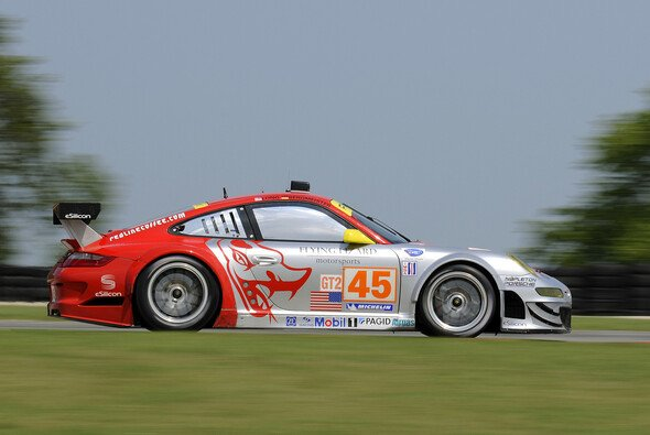 Porsche feierte in Laguna Seca den 100. Sieg. - Foto: Porsche