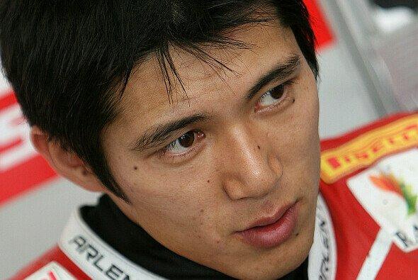 Ryuichi Kiyonar startete 2008 und 2009 in der Superbike-Weltmeisterschaft