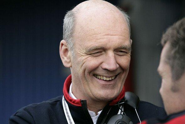 Dr. Wolfgang Ullrich hatte allen Grund zur Freude. - Foto: Audi