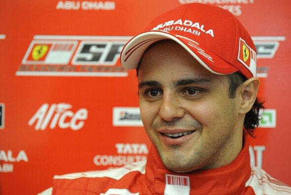 Felipe Massa muss aufpassen, wen er verärgert. - Foto: Ferrari