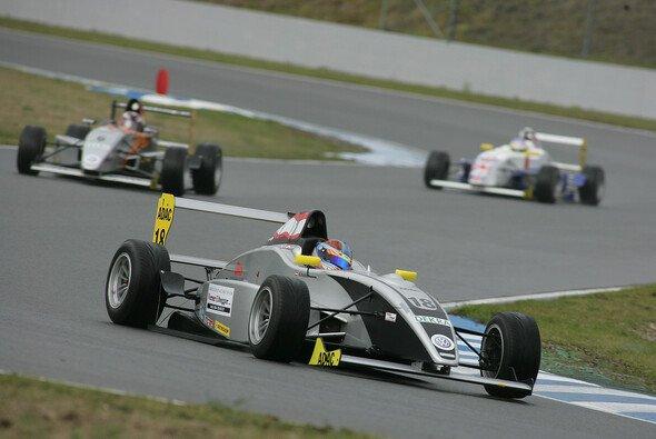 Neuer Polesitter am Sonntag: Klaus Bachler - Foto: Formel Masters